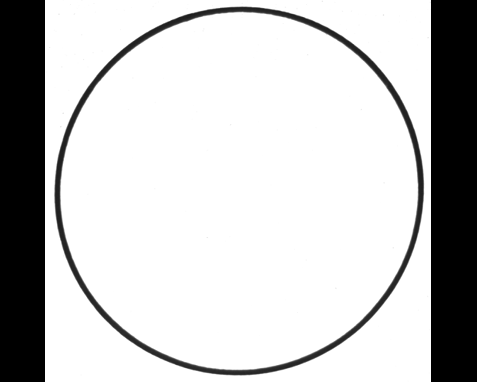 001 - Calibration circle, Jon Lomberg