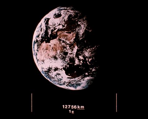 012 - Earth, NASA