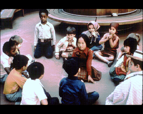 036 - Group of children, Ruby Mera, UNICEF