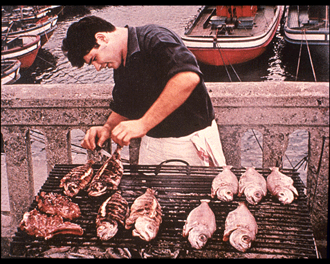 080 - Cooking fish, Cooking of Spain and Portugal, Time-Life Books