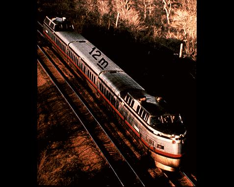 105 - Train, Gordon Gahan