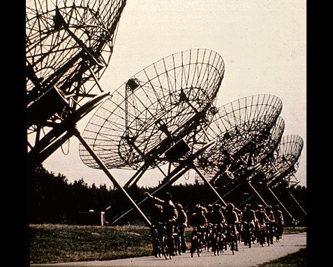 109 - Radio telescope (Westerbork, Netherlands), James Blair