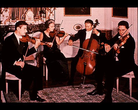 115 - String Quartet (Quartetto Italiano), Phillips Recordings
