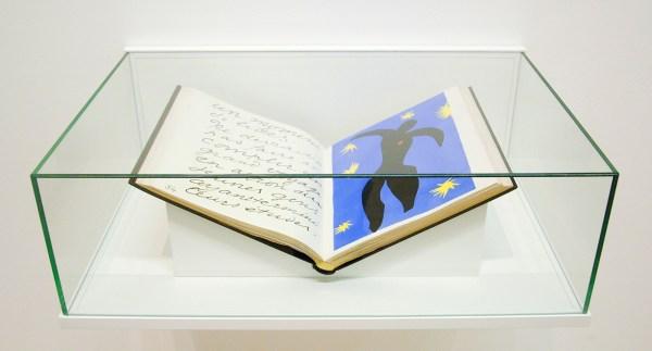 Henri Matisse - Jazz - Boek met 20 pochoirdrukken, losse bladen, 1947