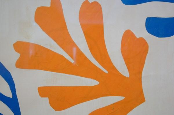 Henri Matisse - De schoof - Gouache op papier op papierop doek, 1953 (detail)