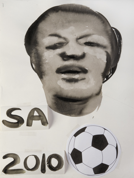 World Cup SA 2010 - Marlene Dumas