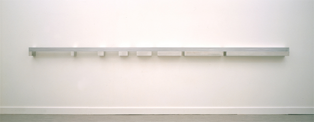 donald judd specific objects essay Actual space is intrinsically more powerful and specific than paint on a flat surface donald judd1 donald judd was born in excelsior springs, missouri, in 1928 at columbia university, new york, he studied philosophy and art history and began to produce his earliest paintings in the early.