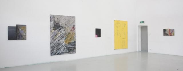 Geboren in 1986 in Belgie. Ceulers schilderd er lekker op los op de Rijks dit moment. Heeft op dit moment in expo in Amsterdam met Wendy White en Whatspace-mannen Bas […]