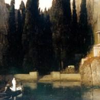 Weer tijd voor een wat minder voor de hand liggende klassieker, Arnold Böcklin. Deze kunstenaar lijkt de laatste tijd een beetje vergeten te zijn en stond zelfs onlangs op Art […]