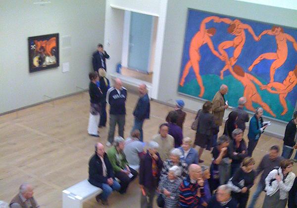 Henry Matisse - De Dans