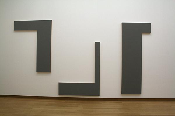 Morgan Fischer - Deur en raam schilderijen - Acrylverf op katoen op hout