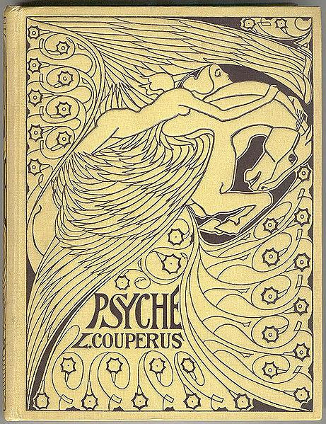 boekomslag Psyche van Louis Couperus