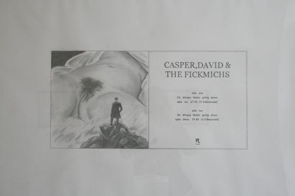 Vincent Dams - Caspar David en The Fickmichs