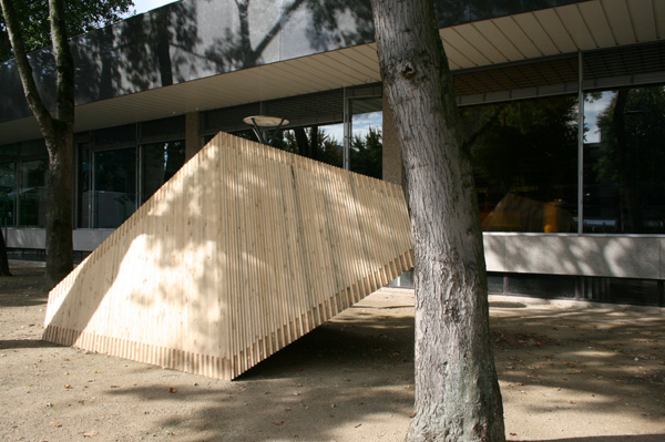 The Chapuisat Brothers, Double Pyramid, 2010