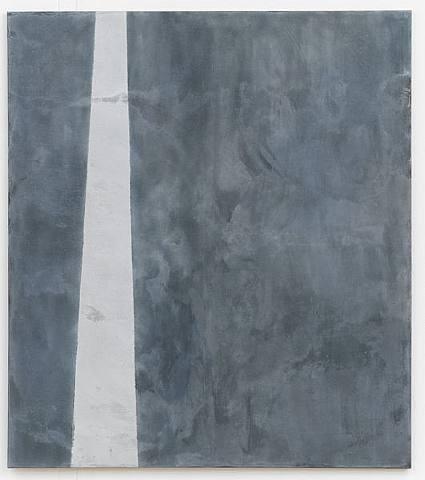 Untiteld (Ali) - 190x170cm Acrylverf op canvas