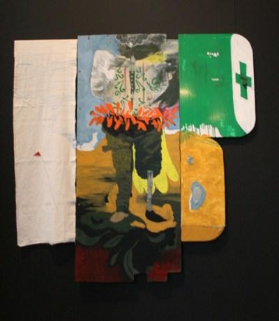 Niels Broszat (1980) Heren met veren