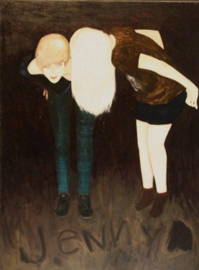 Jenny Lindblom (1981) Zonder Titel