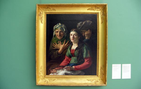 Francois-Joseph Naves - De heilige Veronica van Binasco