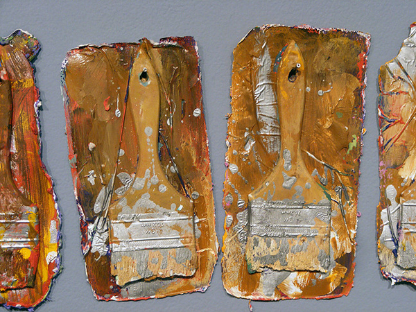 'Paint' Brushes - Diverse afmetingen van Acrylverf
