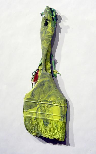 'paint' Brush - Onbekende afmeting van Acrylverf