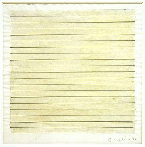 Untitled Drawing - 27x27cm Potlood en inkt op papier