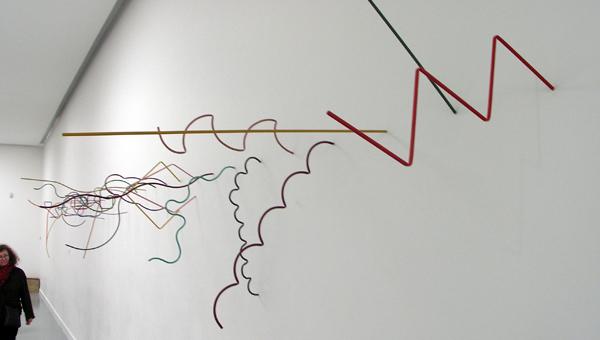 Guy Rombouts - Geen dag zonder lijn