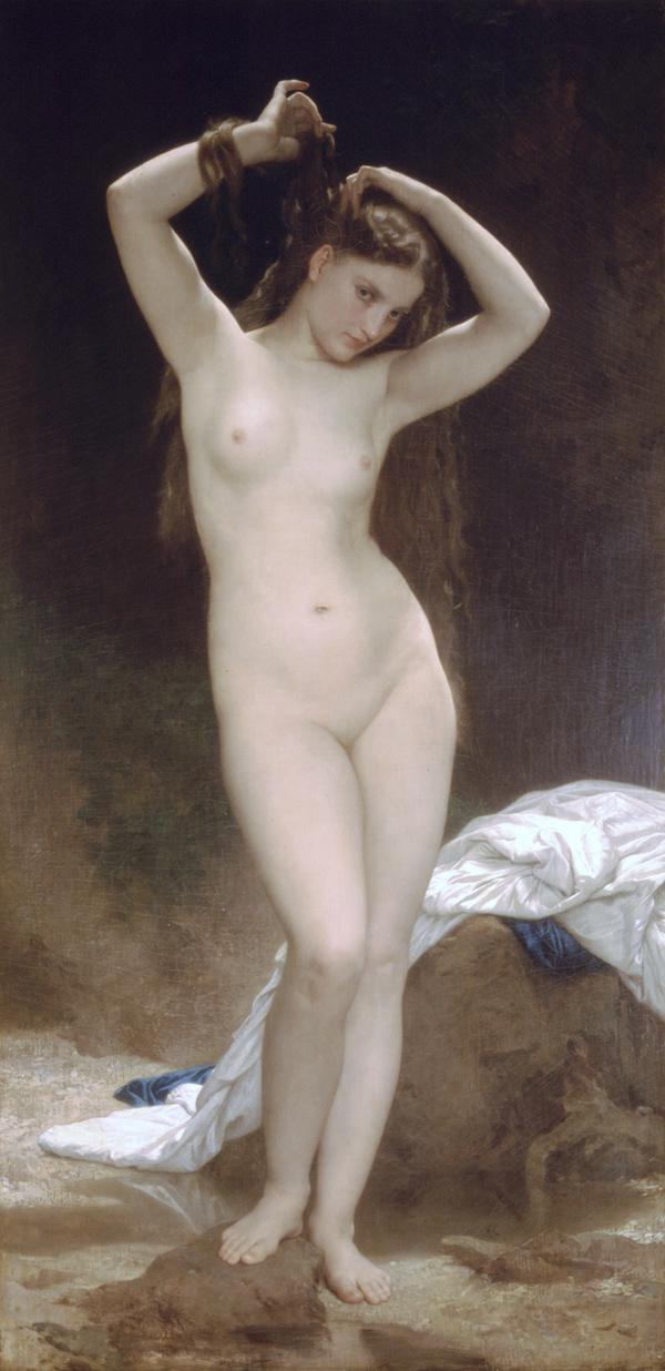 Bather (1870)