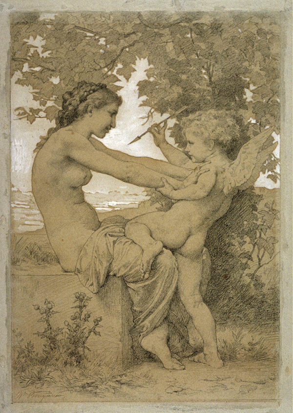 Love's Resistance (1885)