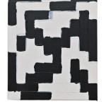 Work No 1122 - 30x25cm Acrylverf op canvas