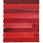 Work No 1124 - 30x25cm Acrylverf, enamel, inkt, olieverf en waterverf op canvas