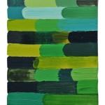 Work No 1138 - 30x25cm Acrylverf, enamel, inkt, olieverf en waterverf op canvas