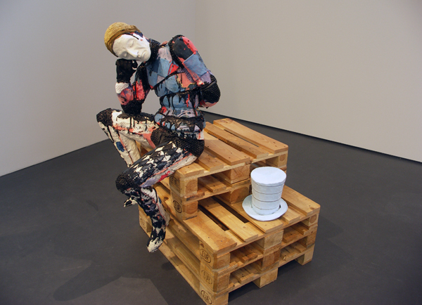 Folkert de Jong - The Last Thinker