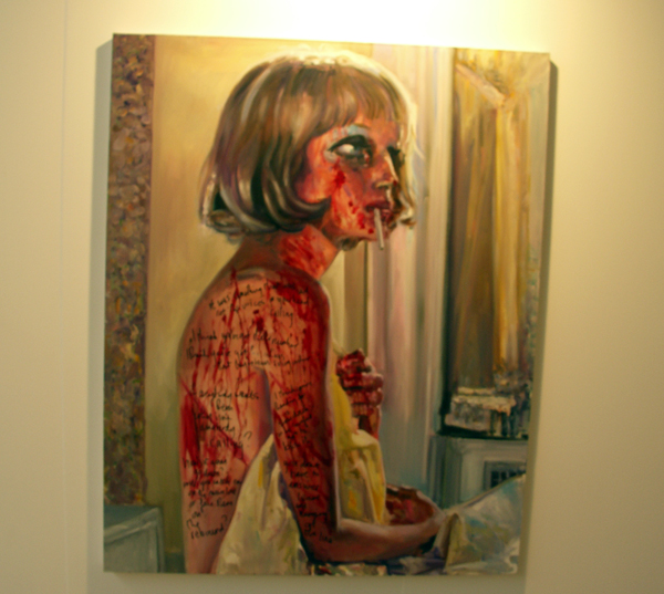 Galerie Gabriel Rolt - Dawn Mellor