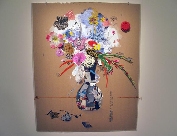 Niels Broszat - Een vaas met bloemen (#3)