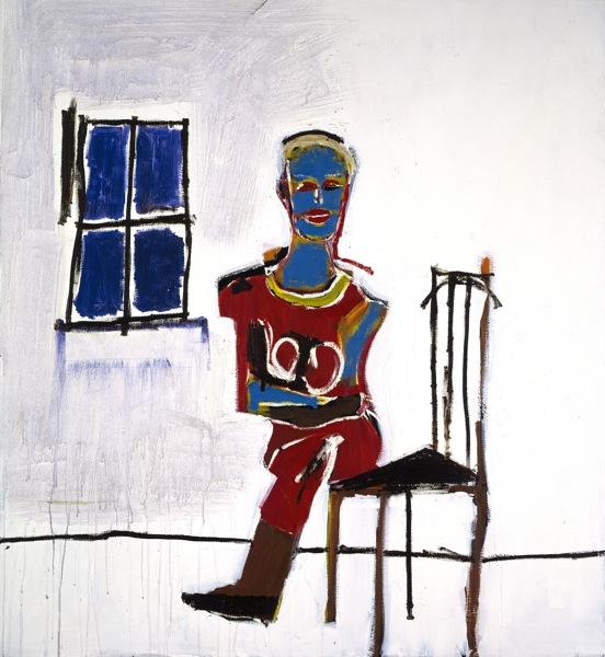 Rodo - 168x153cm Acrylverf op canvas