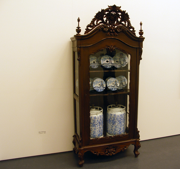 Wim Delvoye - Cabinet