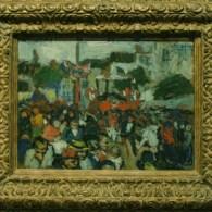 Het Van Goghmuseum pakt uit met de tentoonstelling; Picasso in Parijs. Het lijkt misschien een open deur om het overweldigende oeuvre van Picasso in perioden op te delen, om zo […]