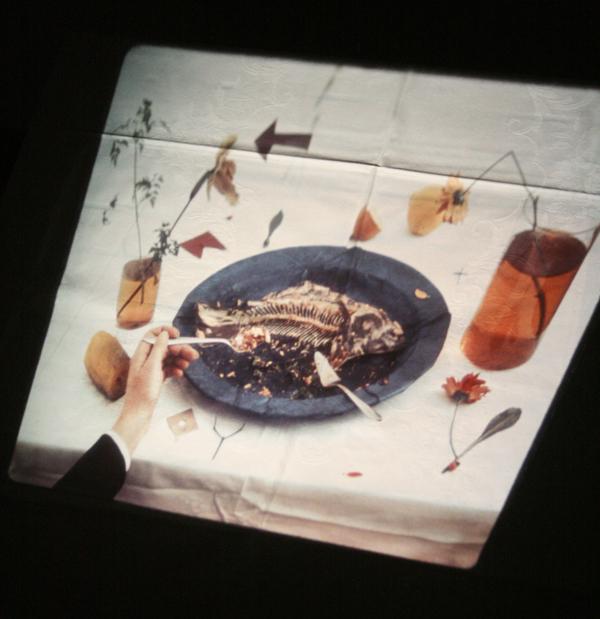 Ger van Elk - Paul Klee um den Fisch