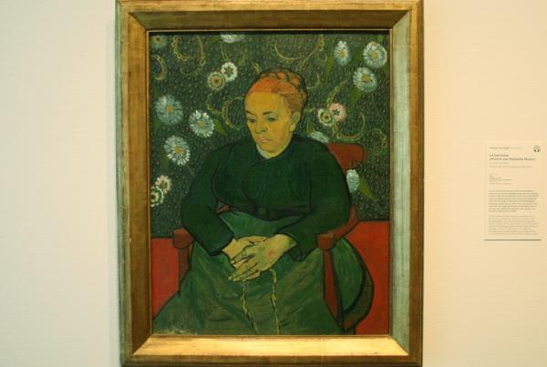 La berceuse (portret van Madame Roulin)