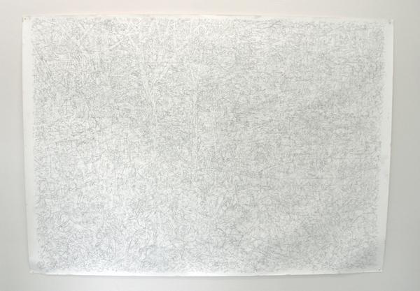 Untitled (Breugel) - 200x280cm Potlood en acrylverf op papier