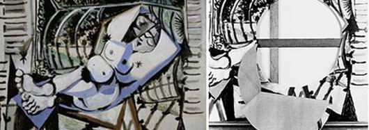 Picasso niet meer zo kubistisch