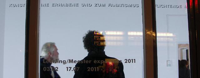 Bij Kunstpodium T was er weer eens een opening waar we wel bij waren. De afgelopen versie (Nr #4) hebben we niet helemaal gemist maar Erik heeft nog niet de […]