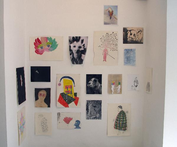 Grit Hachmeister - Installatie tekeningen en foto's