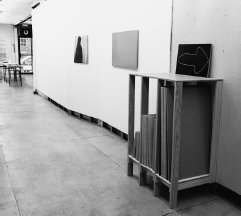 R.H. Quaytman - Chapter 10 Ark - Installation view