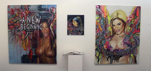 FB69 Galerie Kolja - Steinrotter von Hornsleth