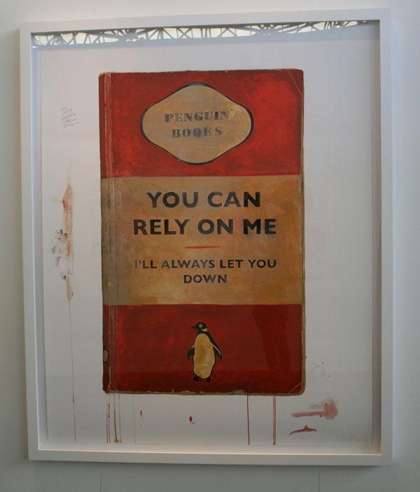 Galerie Alex Daniels - Reflex - Harland Miller