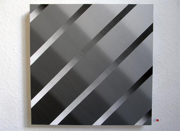 Linda Arts - Zonder Titel 40x40cm Olieverf op doek