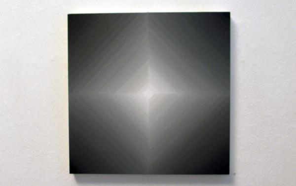 Linda Arts - Zonder Titel - 60x60cm Olieverf op paneel