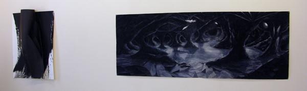 Marjolijn van den Assem - Cornucopie (Cascade) (1) - Sandro Setola - Beachouse (interior basement)
