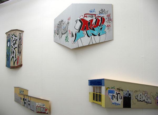 TRZ Galerie Kai Bruckner - Stefan Mauck